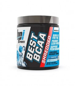 Best Bcaa Shredded Bpi sports - Blue Raz