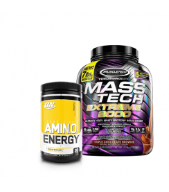 MASS TECH AMINO ENERGY