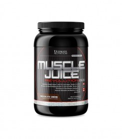 Muscle Juice Revolution 2600 - Ultimate Nutrition - 2.12 Kg Au Maroc
