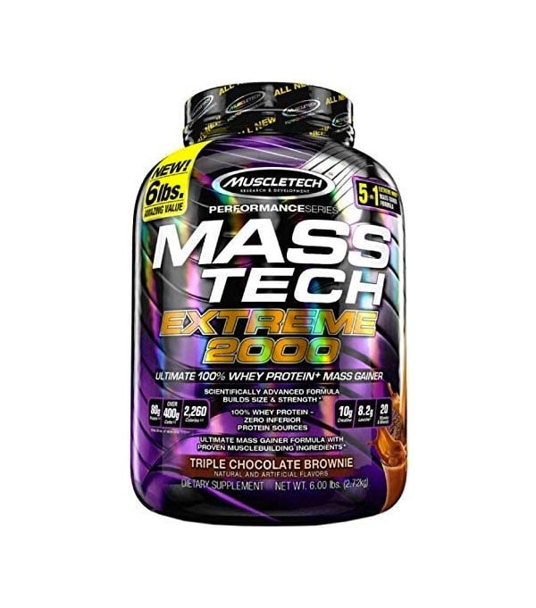 Mass-Tech Extreme 2000 - muscletech