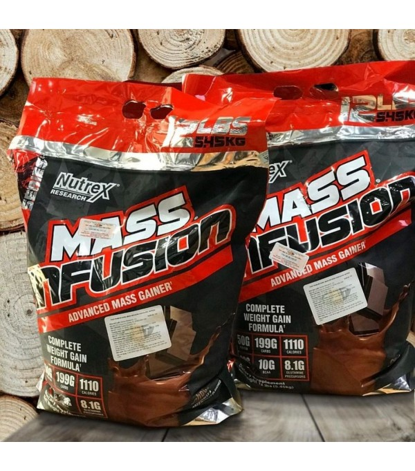 Mass infusion Gainer NUTREX 5,45 kg