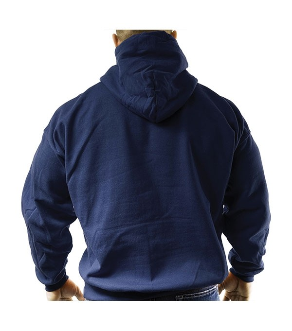 Gym Performance Hoodie Blue