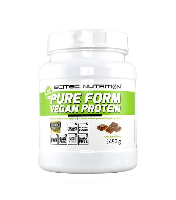 Pure Form Vegan Protein - Scitec Nutrition