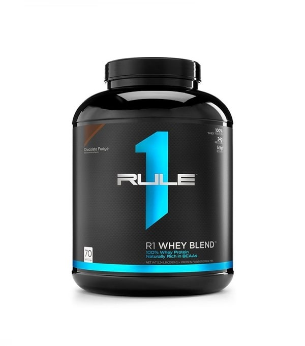 R1 Whey Blend Rule 1 proteins maroc