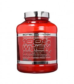 100% Whey Proffessional protein - Scitec Nutrition au maroc