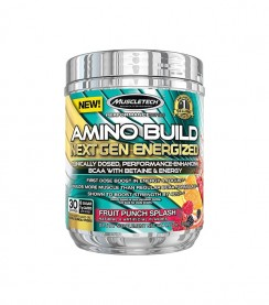 Amino Build Next Gen Energized - Muscletech