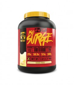 Iso Surge Whey protein 2,27kg Mutant