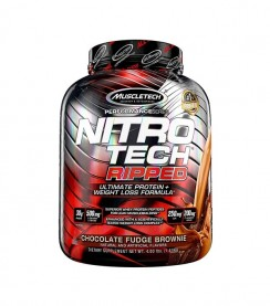 Nitro tech ripped muscletech 1.8 kg