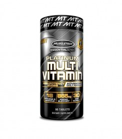 Platinum Multivitamin 90 Caps - Muscletech - Au Maroc