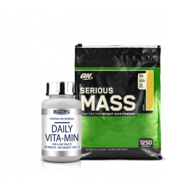 SERIOUS MASS CREATINE