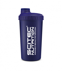 Shaker Scitec Nutrition 700ml Navy